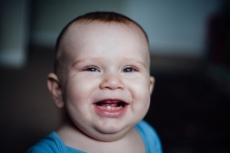 Kaidens first tooth -1