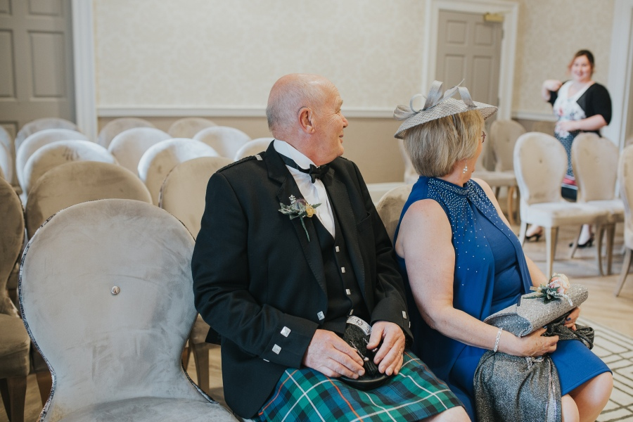 David and Isabel,Edinburgh City Chambers-23